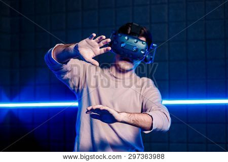 Young Guy Plays Video Image & Photo (Free Trial) | Bigstock
