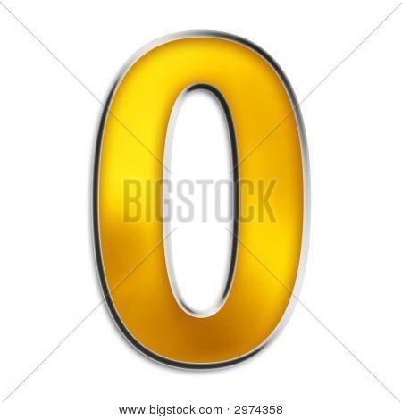 Gold Number Zero