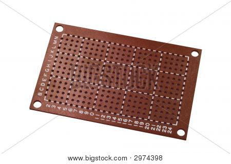 Pre-Drilled Protoyping Pc Board