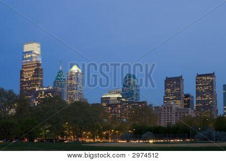 The New Philadelphia Skyline