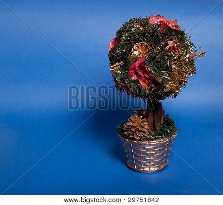 Stylish vase decoration