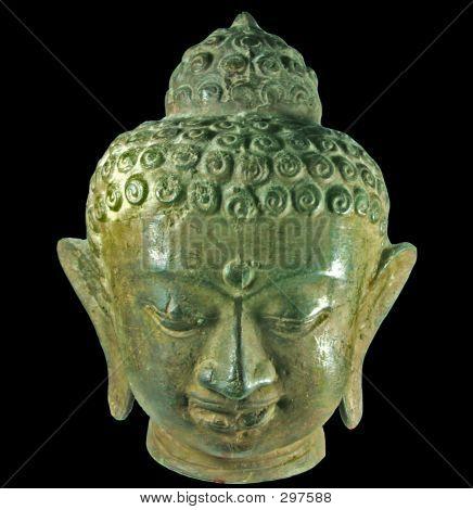 Portrait Of Buddah