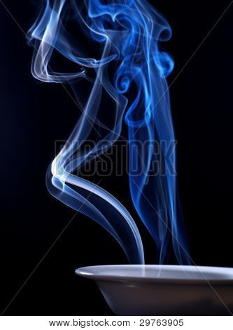 Abstract hot plate