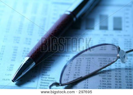 Stock Exchange Summary