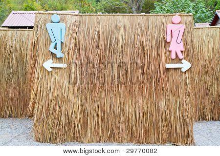 rural toilet