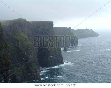 Magnificent Cliffs Of Moher