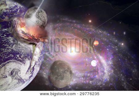 Planet X Headed Toward Earth
