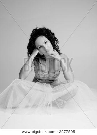Beautiful Feminine Woman