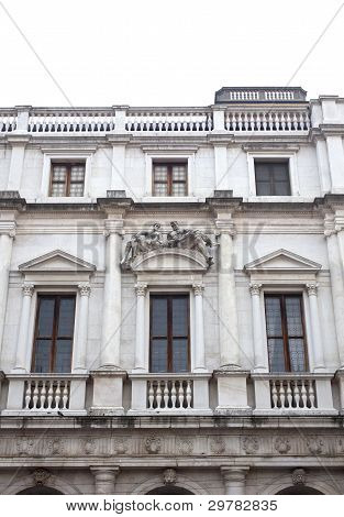 Palazzo Nuovo, Bergamo Alta