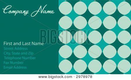 Green Stars Business Card