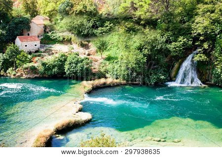 Krka, Sibenik, Croatia, Europe - Just Where You Want To Spend The Rest Of Your Life