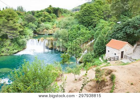 Krka, Sibenik, Croatia, Europe - Living Within Nature And Far Away From Stress