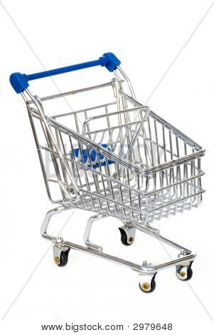 Empty Shopping Cart.