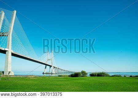 Overview On Vasco Da Gama Bridge