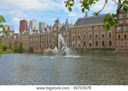 Dutch Parliament, The Hague, Holland