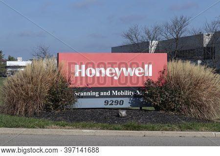 West Chester - Circa November 2020: Honeywell Scanning And Mobility Location. Honeywell Manufactures