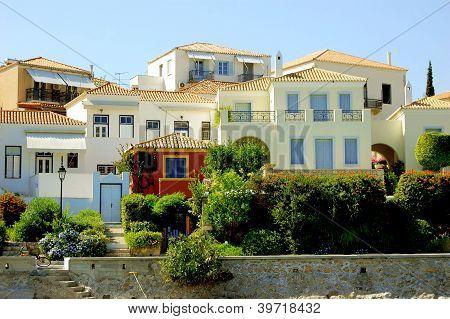 Greece, Home To The Island