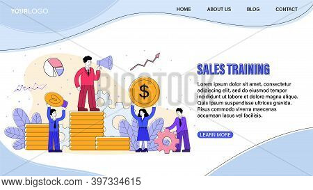 Sales Training Courses. Effective Lead And Learn. Leadership Training And Development. Team Building