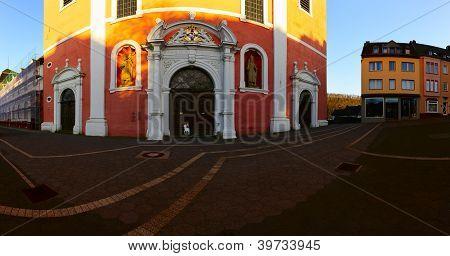 Sankt Salvator-basilika In Pruem