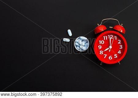 Rad Alarm Clock With