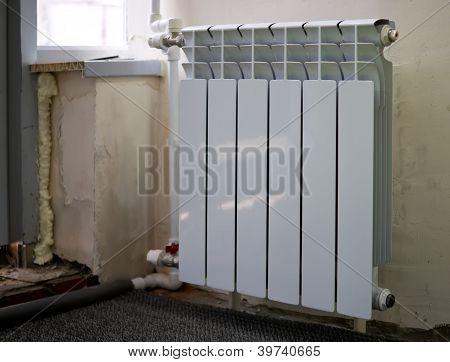 Bimetal radiator