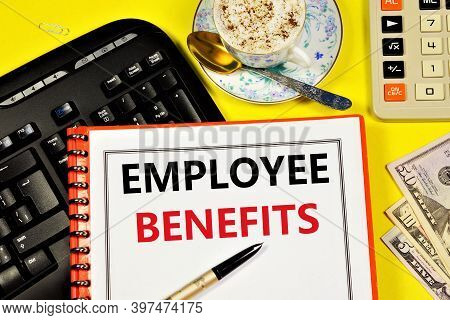 Employee Benefits. Test Label In The Form On The Manager's Folder. Privileges, Additional Rights, Re