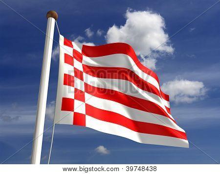 Bremen Flag Germany
