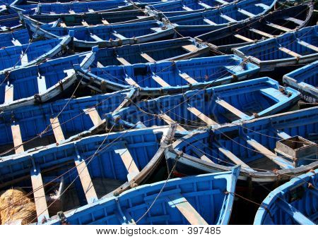 Essaouira  Fishing Boats