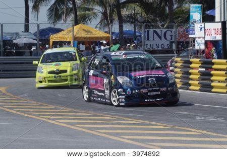 Bang Saen Speed Week