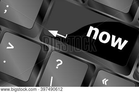 Computer Keyboard Keys With Buy Word On It