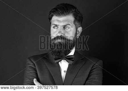 Classic Style Aesthetic. Businessman Formal Outfit. Masculine Aesthetic. Barber Hairdresser. Make Ma