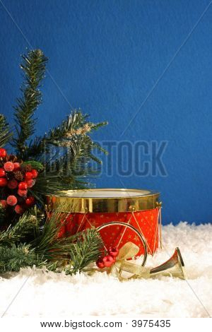 Holiday Drum