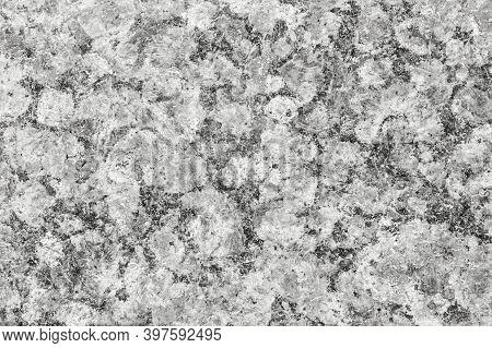 Gray Marble Texture. Mineral Grain Texture. Distressed Noise Pattern. Marble Background. Flat Granit