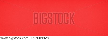 Red Paper Texture Web Banner - High Resolution Background