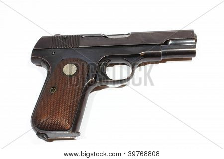Antique Handgun