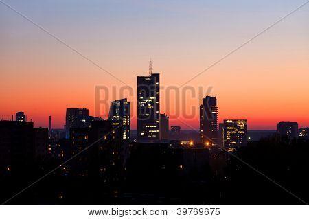 City by bight