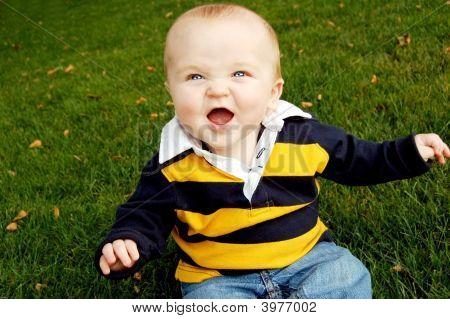 Laughing Kiddo