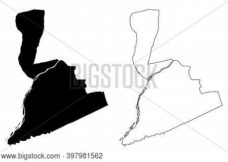 Northumberland County, Commonwealth Of Pennsylvania (u.s. County, United States Of America, Usa, U.s