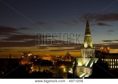 Glasgow Cathedral, Scotland, Europe