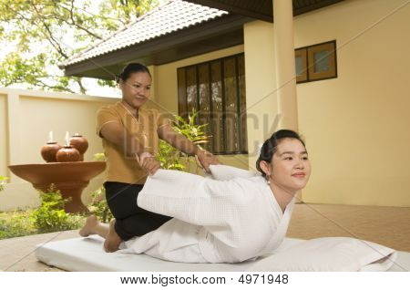 Thai Spa Massage 6