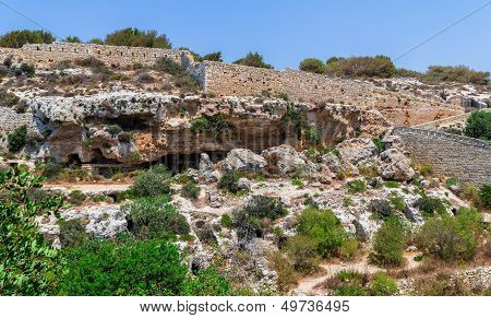 Valley of the Tombs