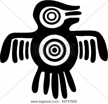 Aztec Spirit Bird
