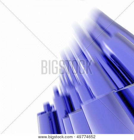 Hi-tec abstract industrial background