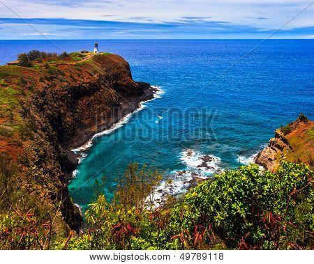 Kilauea Lighthouse Bay