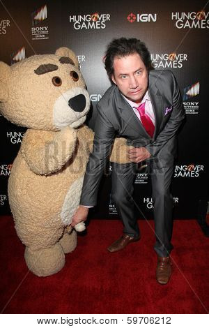 LOS ANGELES - FEB 11:  Jamie Kennedy at the