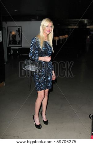 LOS ANGELES - FEB 11:  Tara Reid at the