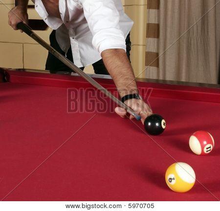 Billiards,  Game Of Billiards, Pool Table, Pocket