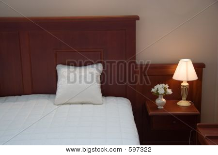Bedroom. Dormitory