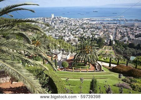 The Bahai Gardens