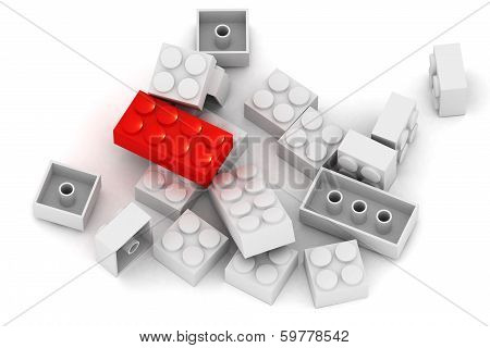 Building Blocks - Standing Out